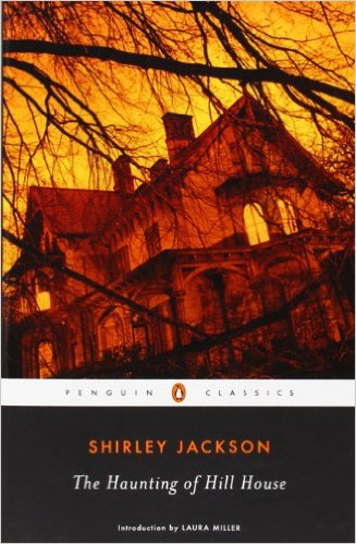 book cover Haunting Hill House_