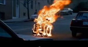 flaming-wheelchair